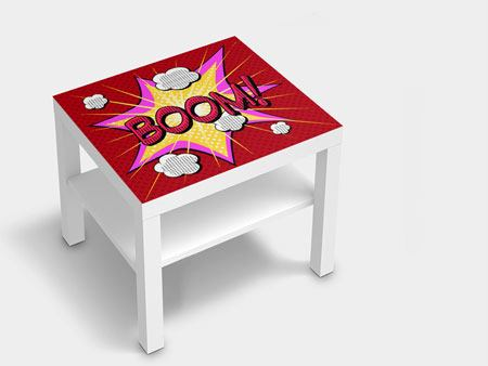 Furniture Foil Pop Art Boom