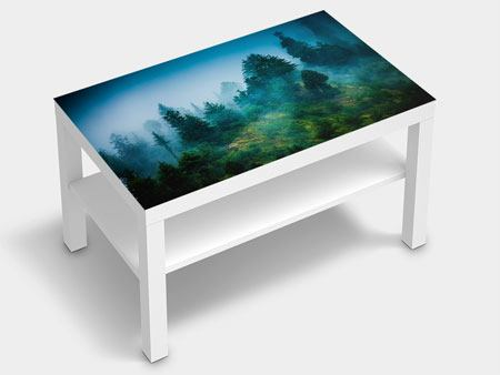 Furniture Foil Mysterious Forest