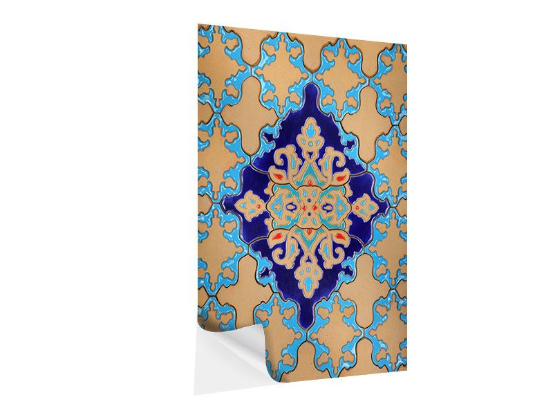 Posters adhesif Mosaïque orientale
