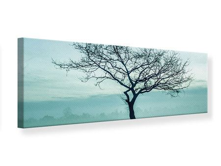 Panoramic Canvas Print The Magic Tree