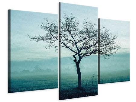 Modern 3 Piece Canvas Print The Magic Tree