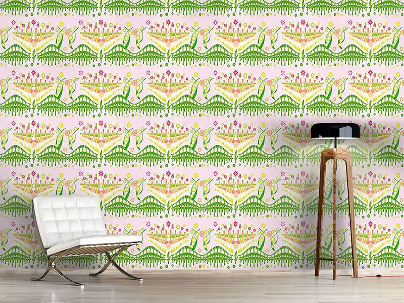 Design Wallpaper Pea Wonder