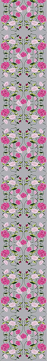 Design Wallpaper Snow-White And Rose-Red