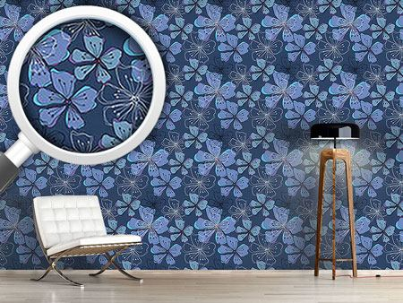 Design Wallpaper Lovely Blossoms