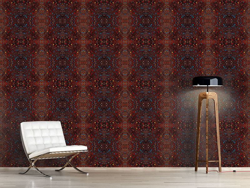 Design Wallpaper Stained