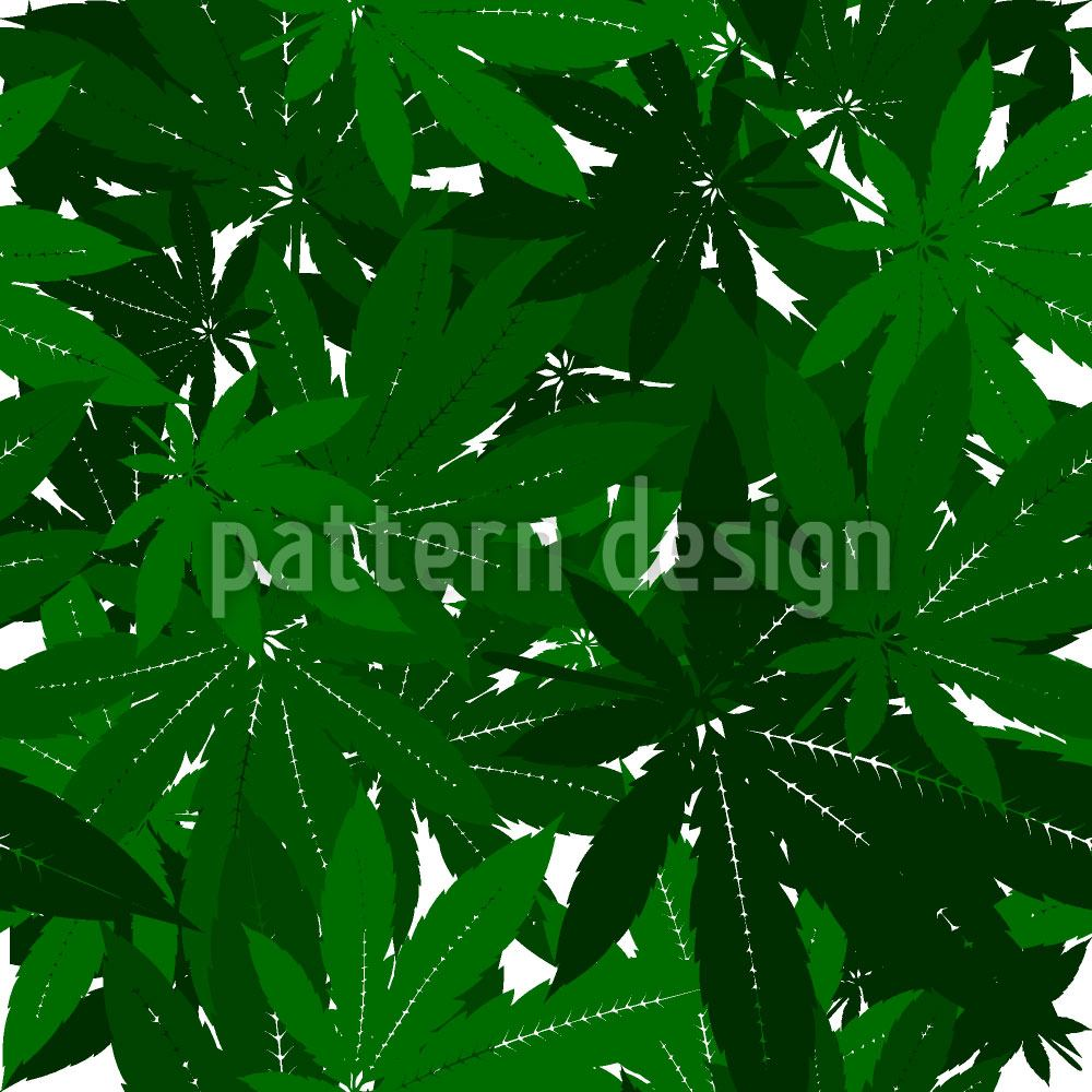 Papel tapiz de diseño Foliage Top Secret