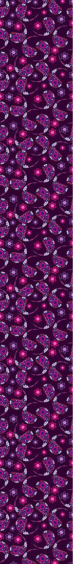 Carta da parati Indian Paisley Dream