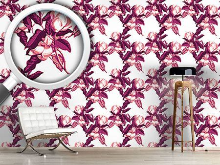 Design Wallpaper Magnolia Opulence