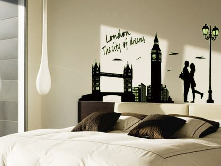 Wall Sticker Love London
