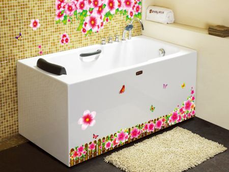 Wall Sticker Flower Meadow AS