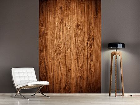 Photo Wallpaper Walnut
